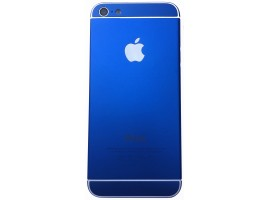 Корпус iPhone 5 в стиле iPhone 6 Blue