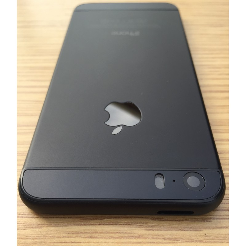 Корпус iPhone 5s в стиле iPhone 6 Black