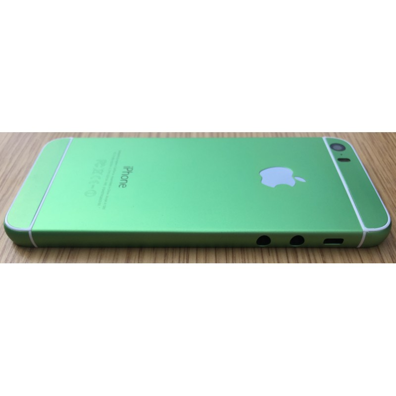 Корпус iPhone 5s в стиле iPhone 6 Green