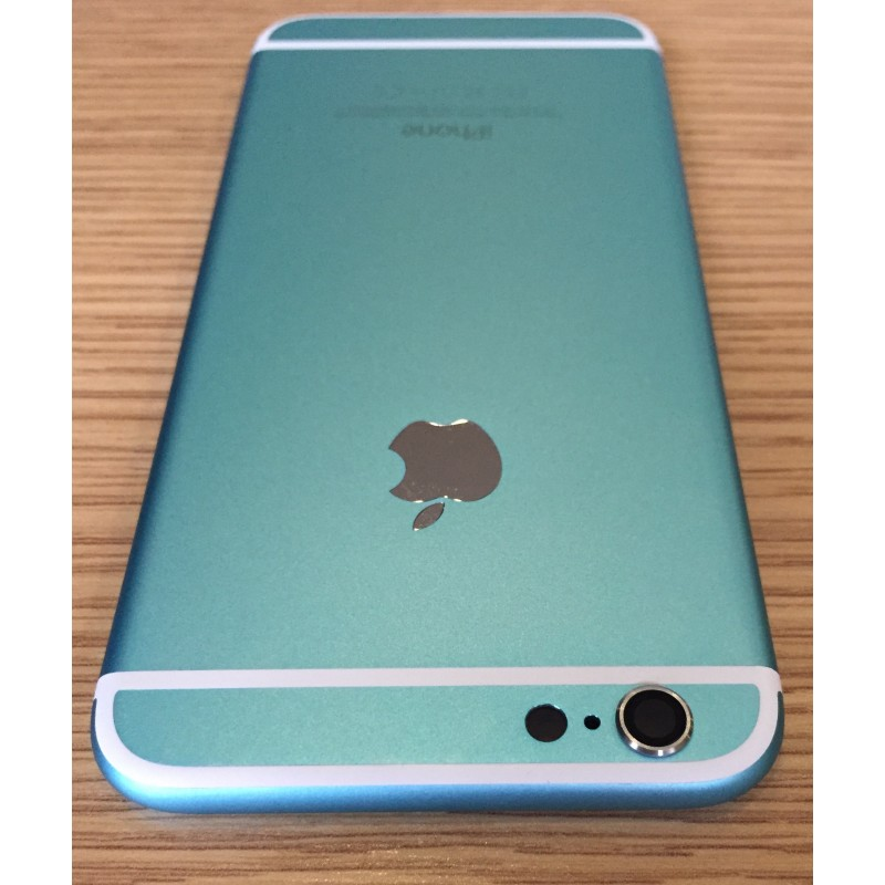 Корпус Apple iPhone 6 / 6s Aqua
